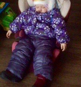 Зимняя куртка. Зимний костюм. Керри.
