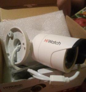 Цилиндрическая ip камера