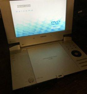 Портативный видеопроигрыватель Toshiba