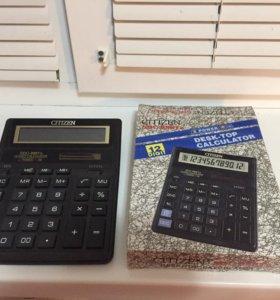 Калькулятор Citizen SDC-888 TII новый