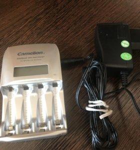 Зарядное устройство Camelion батареек
