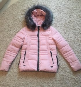 Тёплая Демисезонная курточка