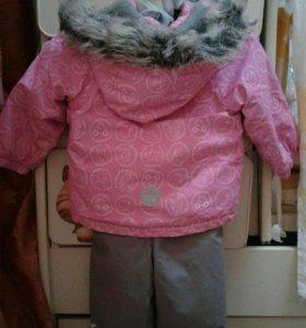Комплект для девочки Lassie713540 Финляндия
