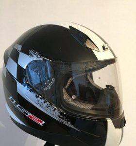 Шлем мото XXL