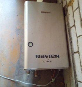 Газовый двухконтурный котел Navien Ace