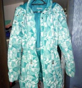 Зим. куртка для беременных