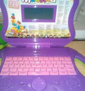 Компьютер детскии новыи