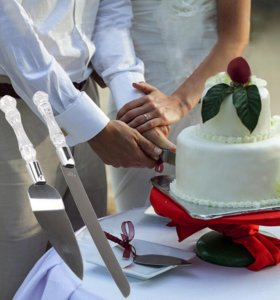 Аренда, прокат Свадебный нож