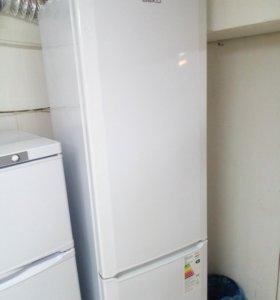 Узкий холодильник 54-198