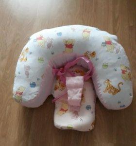 Кресло трансформер( подушка для кормления)