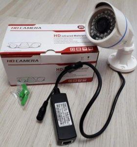 IP Камера 1080Р 1MP 48B POE