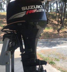 Suzuki dt 9.9 2016 год