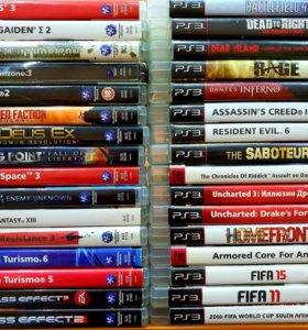 Игры на PS-3 лицензия!!!