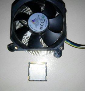 Процессор I5-650, кулер