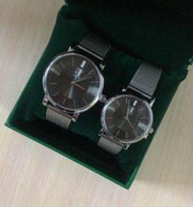 часы для двоих