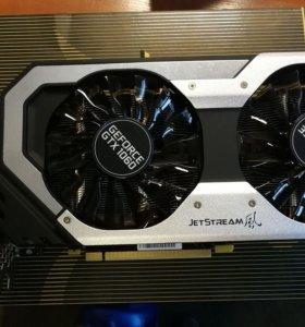 Nvidia Geforce gtx 1060 SuperJetstream 6gb