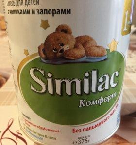Смесь молочная Семилак комфорт 375 г