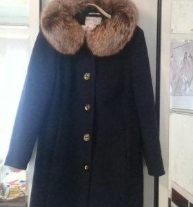 Пальто зима 54р
