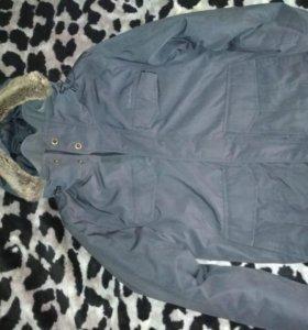 Куртка-парка зимняя до - 25