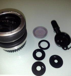 Lensbaby Composer Canon