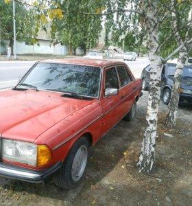 Mercedes-Benz E-Класс, 1982
