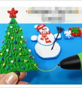 3D ручка для творчества 🖋