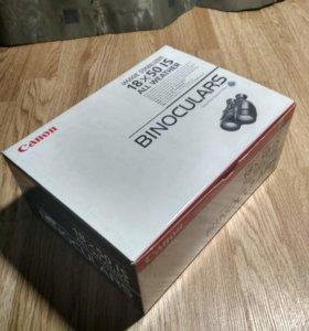 Бинокль Canon 18x50 IS AllWeather