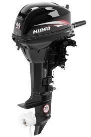 Продам лодочный мотор nidea9.9