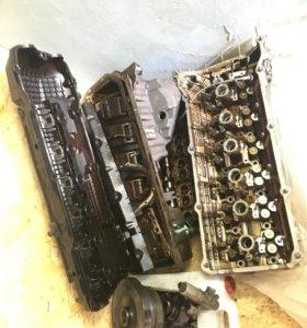 Двигатель БМВ м54б30 в разборе