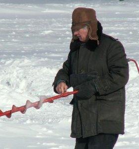 полный комплект для зимней рыбалки