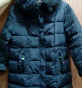 Куртка зимняя 54-56