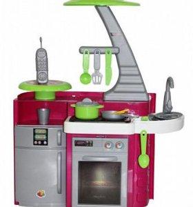"""Игровой модуль """"Кухня Laura"""" с варочной панелью"""