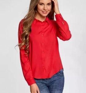 Красная рубашка