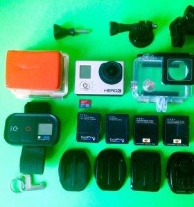 Экшн Камера GoPro Hero3
