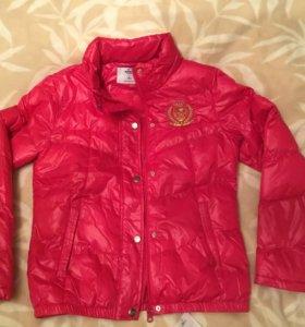 Новые с бирками куртки Erke, Внутри пух! 4 разные