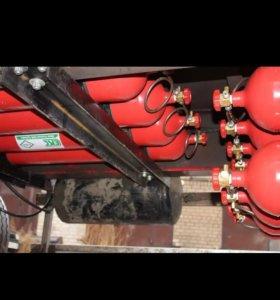 Метановые балоны для грузовых автомобилей