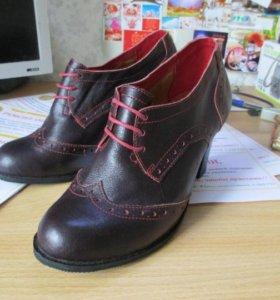 Пошив обуви, сумок, изделий из кожи на заказ