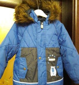 Куртка зимняя Керри