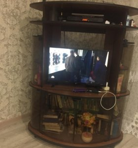 Горка под телевизор