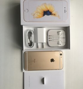 iPhone 6S, 32GB, Золото