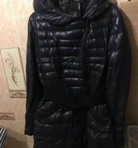 Пуховик женский зима