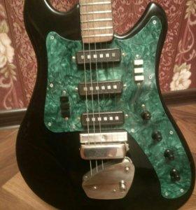 Гитара Аэлита 2