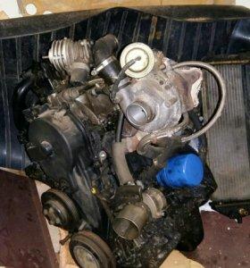 Двигатель Дайхатсу териос кид 2001г
