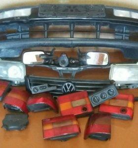 Volkswagen passat b4 на разбор