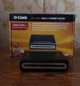 D-Link DSL-2500