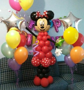 Воздушные шары на Ваш праздник