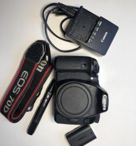 Фотокамера CANON 70D