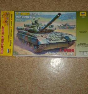 """Подарочный набор """"Сборная модель танка"""""""