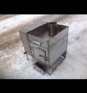 Продается печь банная