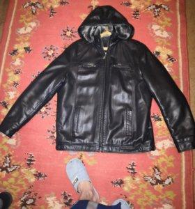 Куртка зимняя, 58 р. Новая